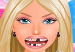 Barbie Diş Temizliği Oyunu