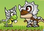Canavar Dinazorlar 3 Oyunu