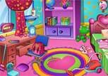 Çocuk Odasını Topla Oyunu