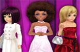 Kız Giydirme 3D Oyunu