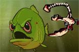 Korkunç Balık 3 Oyunu