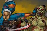 Ninja ve Zombiler Oyunu