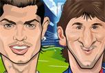 Ronaldo ve Messi Oyunu