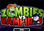 Vampirler ve Zombiler Oyunu